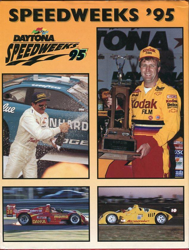 Daytona Speedweeks '95 McKee, Sandra (text)/Rickman, Rick (director of photography)/Jarrett, Dale (intro) Hardcover