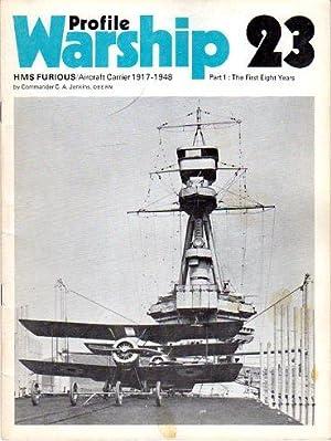 HMS Furious, Aircraft Carrier 1917-1948, Part 1: Jenkins, C.A.