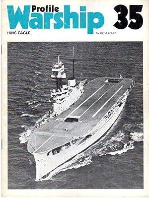 HMS Eagle (Warship Profile 35): Brown, David