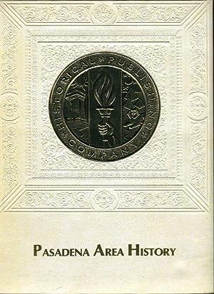 Pasadena (California) Area History: Pineda, Manuel/Perry, E. Caswell