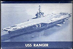 USS Ranger Calendar and Notebook for 1958: no author given