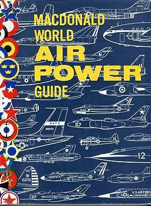 MacDonald World Air Power Guide: Green, William/Punnett, Dennis