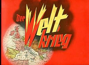 Der Weltkrieg: Herausgegeben vom Cigaretten-Bilderdienst Dresden (The World War: Published by ...