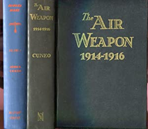 Winged Mars (2 Volumes) Volume 1: The German Air Weapon 1870-1914, Volume 2: The Air Weapon 1914-...