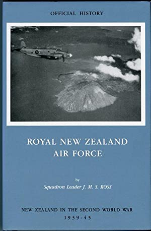 Royal New Zealand Air Force (Official History of New Zealand in the Second World War 1939-45) (...