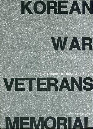Korean War Veterans Memorial: A Tribute to: McCarthy, Rosemary T.