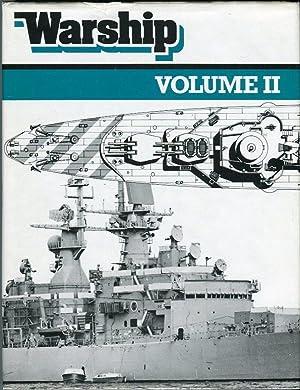 Warship, Volume II (2): Preston, Antony (ed)