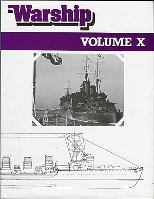 Warship, Volume X (10): Lambert, Andrew (ed)