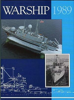 Warship 1989 (Volume XIII, 13): Gardiner, Robert (ed)