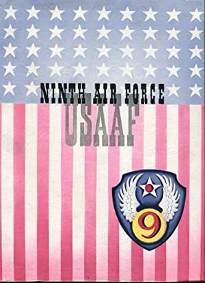 Ninth Air Force USAAF: Marx, Milton (design/pictures)