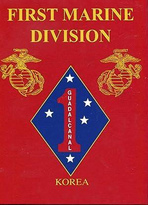 First Marine Division, Volume II, Korea: Hoffman, Jon T.