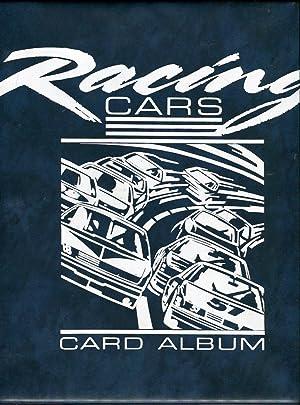 Racing Cars Card Album