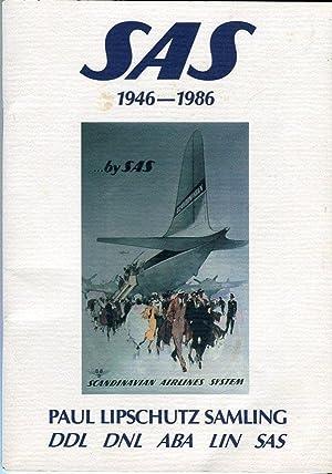 SAS 1946-1986: Lipschutz, Paul