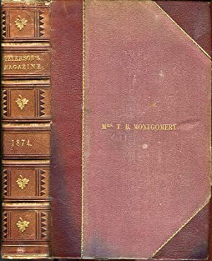 Peterson's Magazine 1874 (Sixty Fifth Volume From January to December, 1874, Inclusive)