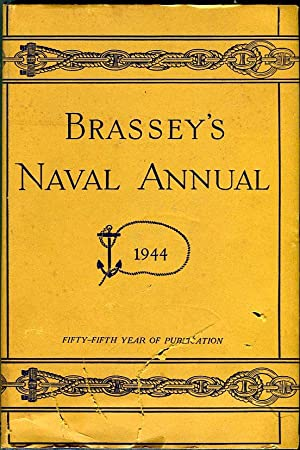 Brassey's Naval Annual, 1944: Thursfield, H.G. (ed)