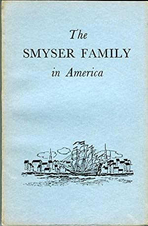 Bicentennial Meeting of the Smyser Family in America, York Fair Grounds, June Twenty-second ...