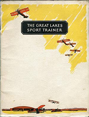 The Great Lakes Sports Trainer 2 T-1 (Promotional Brochure): Great Lakes Aircraft Corporation