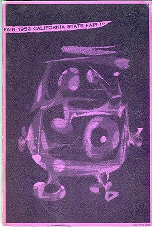 California State Fair 1952 Art Exhibition (with) 13th Annual North American International ...