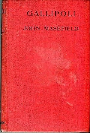 Gallipoli: Masefield, John