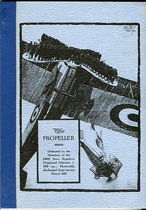 The Propeller: Dedicated to the Members of: Louser, Herman W.