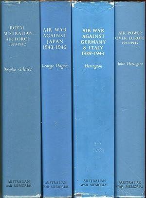 Australia in the War of 1939-1945, Series 3, Air (4 Vols., Complete): Vol. 1, Royal Australian Air ...