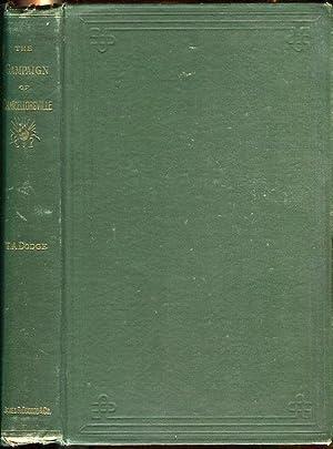The Campaign of Chancellorsville: Dodge, Theodore A.