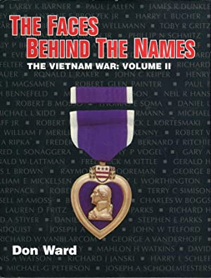 The Faces Behind the Names: The Vietnam War: Volume II: Ward, Don (AUTOGRAPHED)
