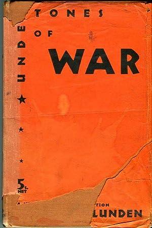 Undertones of War: Blunden, Edmund/Stallworthy, Jon (intro)