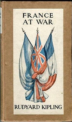 France at War: On the Frontier of Civilization: Kipling, Rudyard