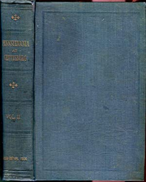 Pennsylvania at Gettysburg (Volume II): Ceremonies at the Dedication of the Monuments Erected by ...