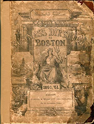 Sketches and Business Directory of Boston and Its Vicinity for 1860 and 1861