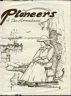 Pioneers of the Arrowhead (Minnesota): Merritt, Callie (AUTOGRAPHED)/Merritt, Edna