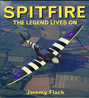 Spitfire: The Legend Lives On (Osprey Color: Flack, Jeremy
