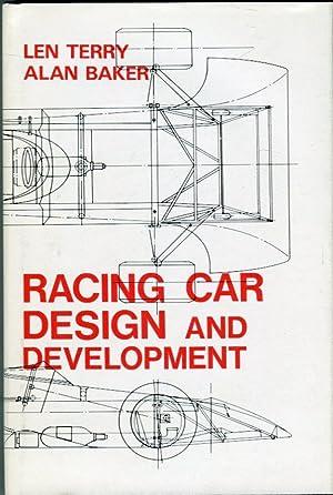 Racing Car Design and Development: Terry, Len/Baker, alan