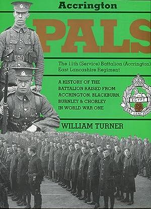 Accrington Pals: The 11th (Service) Battalion (Accrington): Turner, William/Reed, Fergus