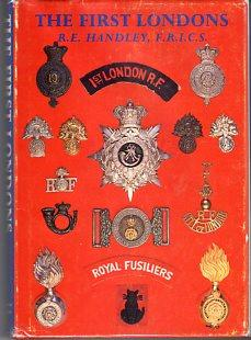 The First Londons: Handley, R.E. (AUTOGRAPHED)