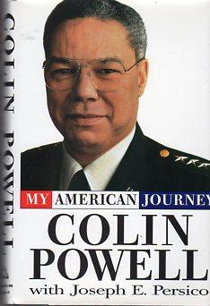 My American Journey: Powell, Colin (AUTOGRAPHED) (with) Persico, Joseph E.