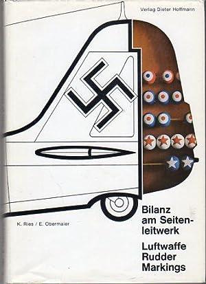 Erfolgsmarkierungen der Deutschen Luftwaffe: Bilanz am Seitenleitwerk 1936-1945 (Victory Markers of...