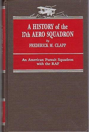 A History of the 17th Aero Squadron: Clapp, Frederick M.