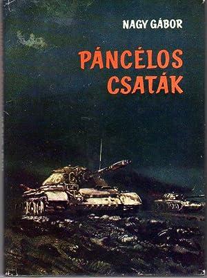 Pancelos Csatak (Tank Battle): Gabor, Nagy