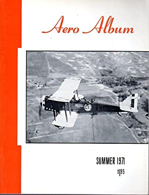Aero Album, Vol. 4, Nos. 1, 2, 3, 4, Spring, Summer, Fall, Winter 1971: Rust, Kenn C. (ed)/Foxworth...