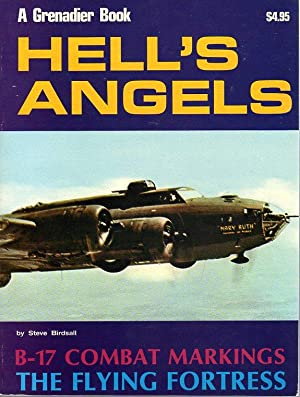 Hell's Angels: B- 17 Combat Markings, the Flying Fortress: Birdsall, Steve