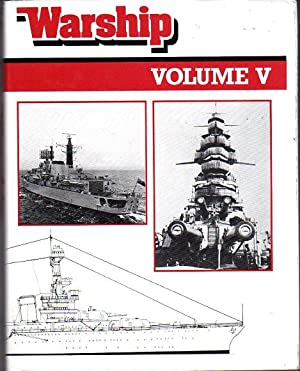 Warship, Volume V (5): Roberts, John (ed)