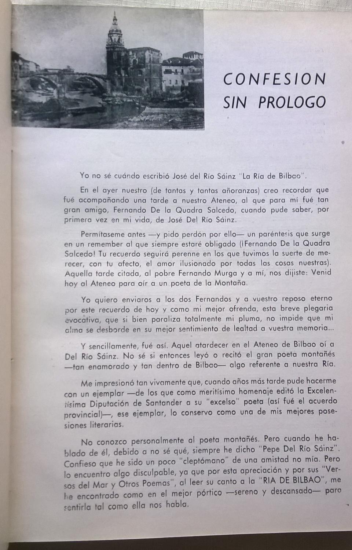 LA RIA QUE VALE MILLONES: Juan de Begoña