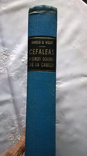 CEFALEAS y otros dolores de cabeza: Wolff Harold