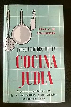 Especialidades de Cocina Judia: Erna c. de