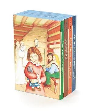 Little House 4-Book Box Set: Little House: Wilder, Laura Ingalls