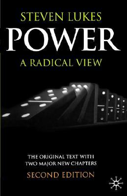 Power: A Radical View (Paperback or Softback): Lukes, Steven