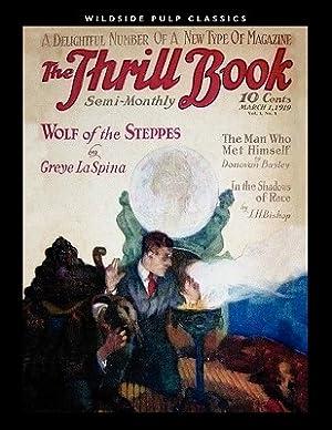 The Thrill Book (Vol. 1, No. 1): La Spina, Greye