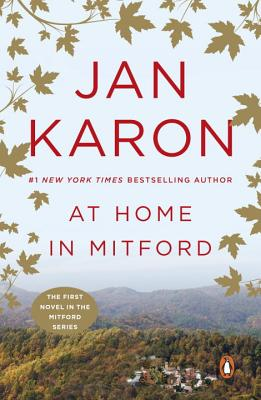 At Home in Mitford (Paperback or Softback): Karon, Jan